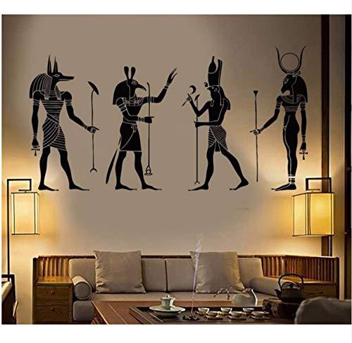 Halloween Ägyptische - Lvabc Große Wanddekoration Ägypten Ägyptische Götter