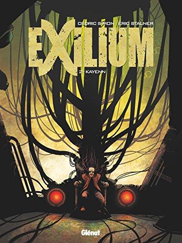 Exilium - Tome 02: Kayenn (Grafica) por Cédric Simon