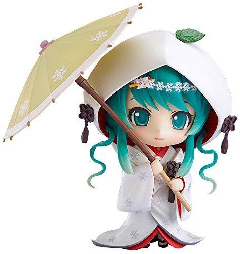 Hatsune Miku Ichigo Shiromuku Ver. Snow 2013 [Nendoroid 303][Japanische Importspiele] -