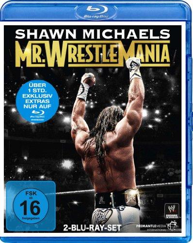 Shawn Michaels - Mr. Wrestlemania (Undertaker Hat)