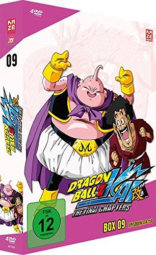 Dragon Ball Z Kai Fernsehseriende