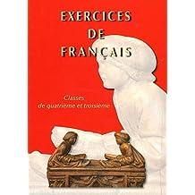 Exercices de français 4e et 3e