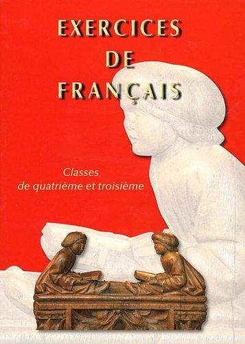 Exercices de français 4e et 3e par René Lagane, Jean Dubois, Guy Jouannon