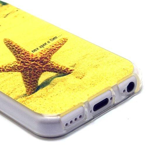 iPhone 5C coque souple en TPU, yaobaistore Coque de protection en TPU pour Apple iPhone 5C coque souple en silicone gel
