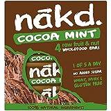 Nakd Libre De Cacao Menta Multipack 4 X 35g (Paquete de 6)