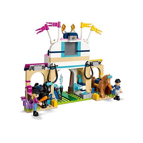 LEGO Friends - La gara di equitazione di Stephanie, 41367 4 spesavip