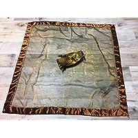 La favola encantado® – Mantel cocina salón Chic Oriental Dubai – cuadrado cm 140 x