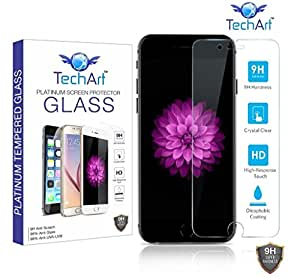 TechArt 2.5D Ultra Thin 9H Hardness Shatter Proof Premium Tempered Glass Screen Protector for Panasonic Eluga Icon