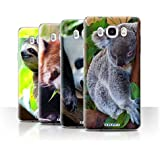 Coque de Stuff4 / Coque pour Samsung Galaxy J5 2016 / Multipack Ours / Animaux sauvages