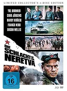 Die Schlacht an der Neretva - Limited Collector's 2-Disc Edition (Blu-ray + DVD)