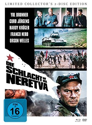Die Schlacht an der Neretva - Limited Collector's 2-Disc Edition (Blu-ray + DVD)