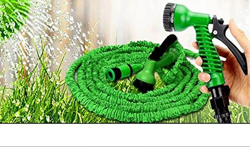 Magic Hose 15m 50 Feet Expandable Garden Hose for Car Washing