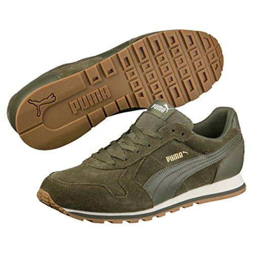 Puma St Runner SD Sneakers Unisex Grüntöne
