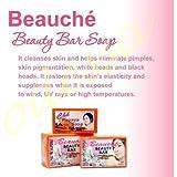 6 Pack Beauche Kojic Beauty Soap Bar-90G...