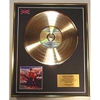 MARILLION/Goldene Schallplatte Record Limitierte Edition/MISPLACED CHILDHOOD