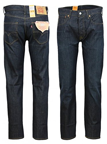 Levi's Herren Jeans 501 Original Straight Fit 511-2745 Brazil Nut Tree