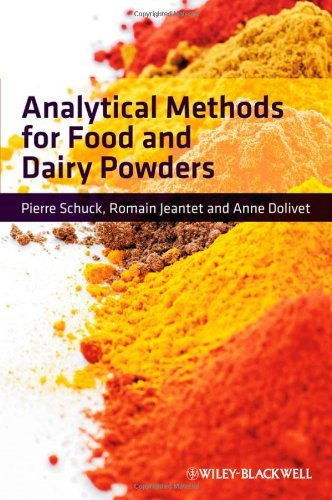 Analytical Methods for Food and Dairy Powders by Pierre Schuck (23-Mar-2012) Hardcover