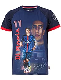 Maillot PSG - Angel DI MARIA - Collection officielle PARIS SAINT GERMAIN - Taille enfant garçon