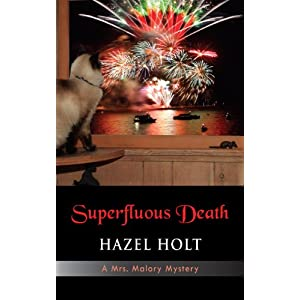 Superfluous Death (Mrs. Malory Mysteries series Book 6)