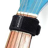 Fretwraps String Muter, individuel, Noir s noir