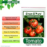 Best Tomato Plants - Green And Pure High Yield Organic Vegetable Seeds Review
