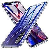 iBetter Slim Thin Protettiva per Xiaomi Mi A3 / Xiaomi Mi CC9e Cover,Morbido TPU,Antiurto...