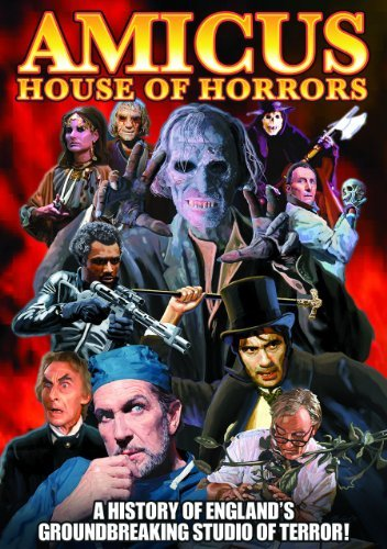 Amicus: House of Horror - A History of England's Groundbreaking Studio of Terror (2-DVD) by Geoffrey Bayldon