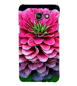 EPICCASE Big pink flower Mobile Back Case Cover For Samsung Galaxy A3 (2016) (Designer Case)