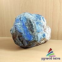 Lapis Lazuli pierre Reiki brut Poids-200g pour l'éveil de la vérité et en développement psychique cadeaux gratuit Lot de 3lapis lazuli pyramide Description-Cette annonce est pour seulement 200GMS brute avec lot de 3lapis lazuli pyramide Quant...