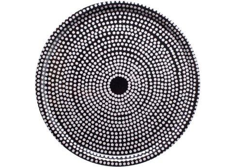 marimekko-mise-au-point-plateau-noir-oe-46-cm