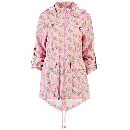 ladies-women-girls-rain-mac-raincoat-showerproof-fishtail-cagoule-kagool-kagoul-kag-festival-parka-j