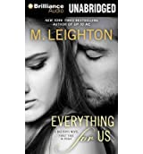 [ Everything For Us (Bad Boys #3) ] By Leighton, M (Author) [ Sep - 2013 ] [ MP3 CD ]