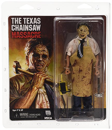 Jahre Outfits 1970er (Leatherface die Texas Chainsaw Massacre NECA Bekleidet 20 cm Action Figur Leatherface the Texas Chainsaw Massacre NECA Clothed 20 cm Action)