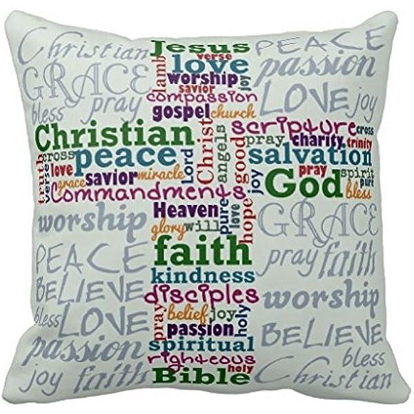Word art pillow | Etsy