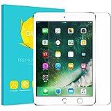 Fintie Nuevo iPad 2017 / iPad Pro 9.7 / iPad Air 2 / iPad Air Screen Protector - Premium HD Claro Pantalla Protectora Films de Vidrio Templado para Apple Nuevo iPad 2017 / iPad Pro 9.7 / iPad Air 2 / iPad Air 9.7 Pulgadas
