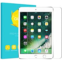 Fintie Panzerglas Schutzfolie für iPad 9.7 Zoll 2018 2017/ iPad Pro 9.7 / iPad Air 1 2 - Klar HD 9H stark Kratzfest Hartglas Displayschutzfolie Glasfolie Screen Protector Displayschutz Folie
