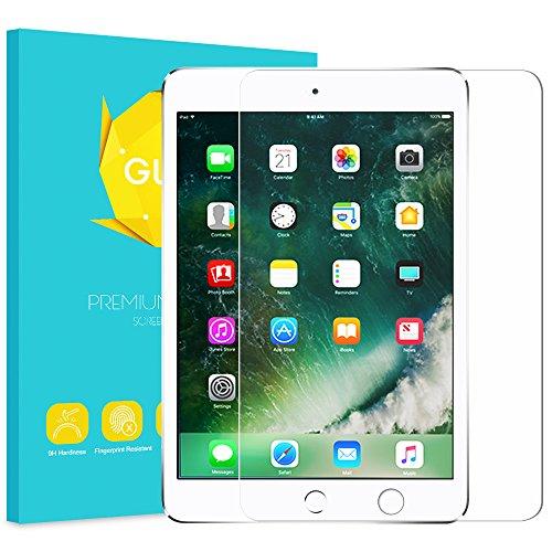 Fintie Panzerglas Schutzfolie für iPad 9.7 Zoll 2018 2017/ iPad Pro 9.7 / iPad Air 1 2 - Klar HD 9H stark Kratzfest Hartglas Displayschutzfolie Glasfolie Screen Protector Displayschutz Folie (Video-brille Für Das Ipad)