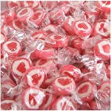 1kg Rock Heart Sweets – Hard Boiled – Hard Candy for Table Decorations - Wedding Favours – Baby Shower Props – Valentine…