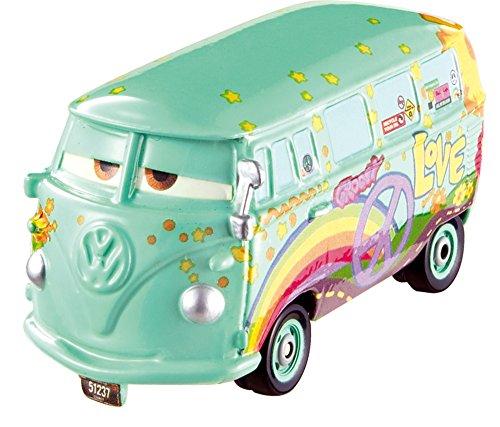 Mattel Disney Cars FJH96 3 Die-Cast Bully - Fahrzeuge Die Cast