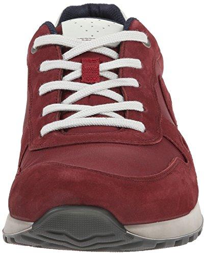 Ecco CS14 Herren Sneakers Rot (PORT/BRICK 59250)