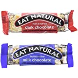 Eat Natural Assorted Chocolate Recipes 45 g (Pack of 14)