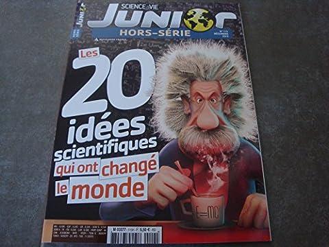 Science Et Vie Junior Hors Serie - SCIENCE & VIE JUNIOR HORS-SÉRIE N°115 !!