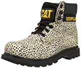 Caterpillar Colorado, Damen Chukka Boots, Beige (houndawg/Black), 41 EU