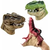 Dino Hand Puppets (Set Of 3)