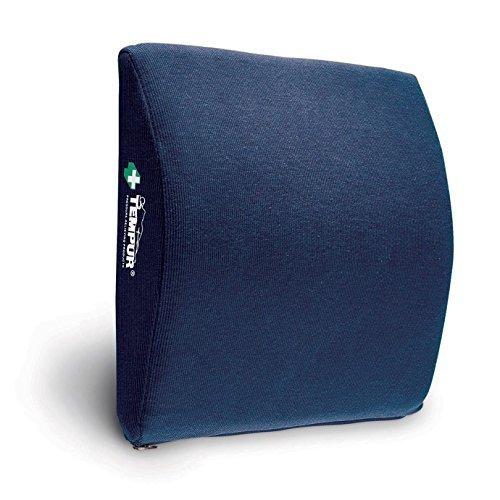 Preisvergleich Produktbild Unbekannt Lordose-Reisekissen - Jerseybezug, dunkelblau