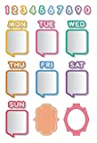 #5: Weekly-labels Stickers