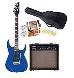 Ibanez GRG170DX-JB E-Gitarre Starter SET