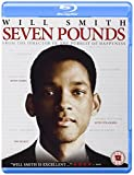 Seven Pounds [Blu-ray] [2009] [Region Free]