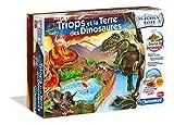 Clementoni - 52114 - Triops Et La Terre des Dinosaures
