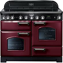 Falcon RANGECOOKER CLASSIC DELUXE 110 Tiefrot Chrom